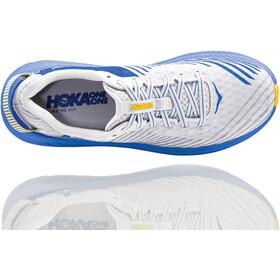 Hoka One One Rincon Running Shoes Men oyster mushroom/nebulas blue